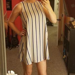 Lulus tank-style dress